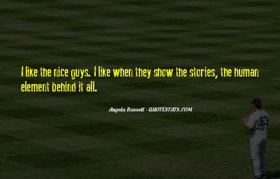Angela Bassett Quotes #18991
