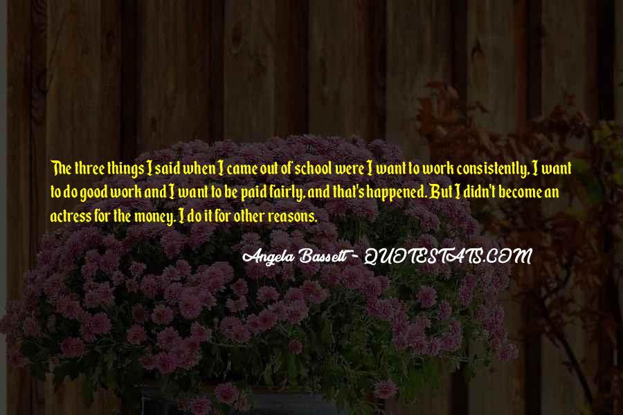 Angela Bassett Quotes #33785
