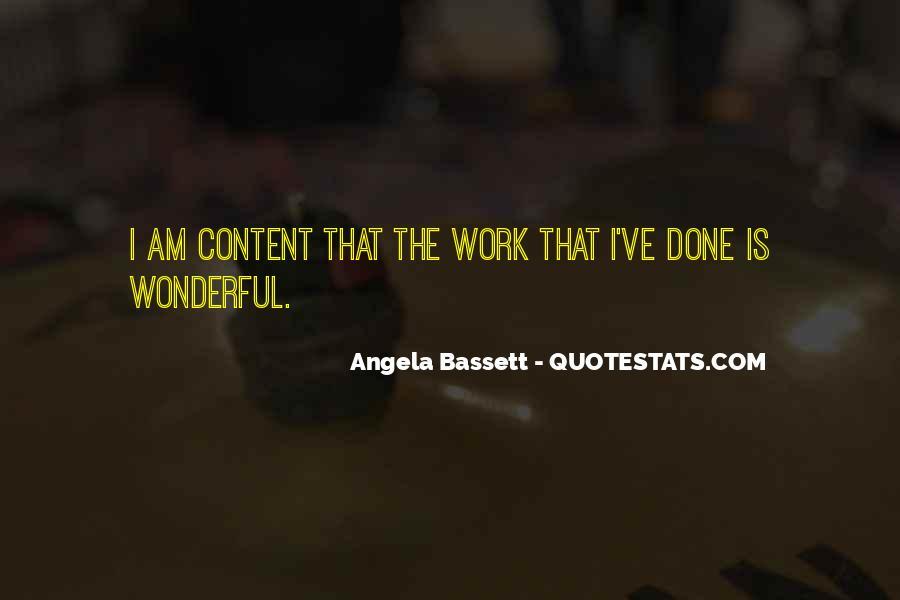 Angela Bassett Quotes #597345