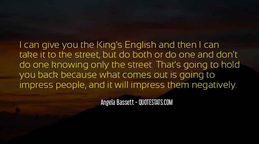 Angela Bassett Quotes #853317