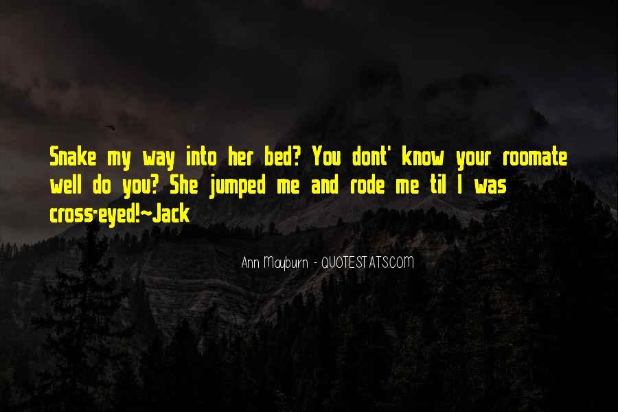 Ann Mayburn Quotes #482884
