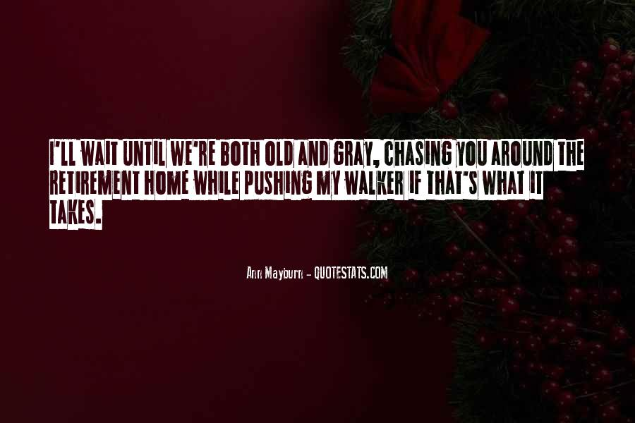 Ann Mayburn Quotes #895073