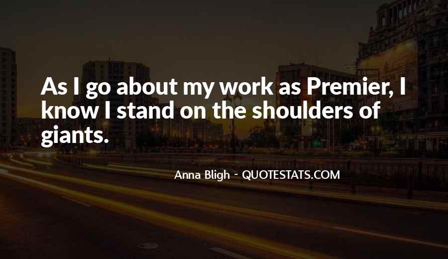 Anna Bligh Quotes #219282