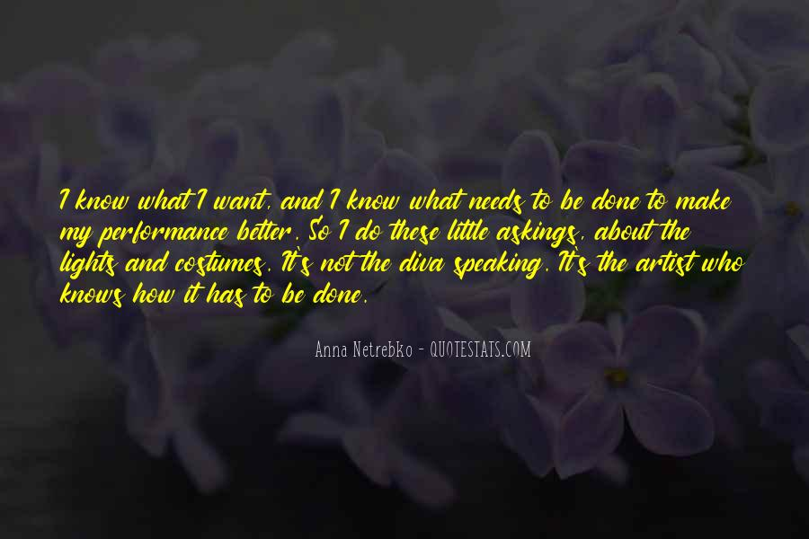 Anna Netrebko Quotes #114192