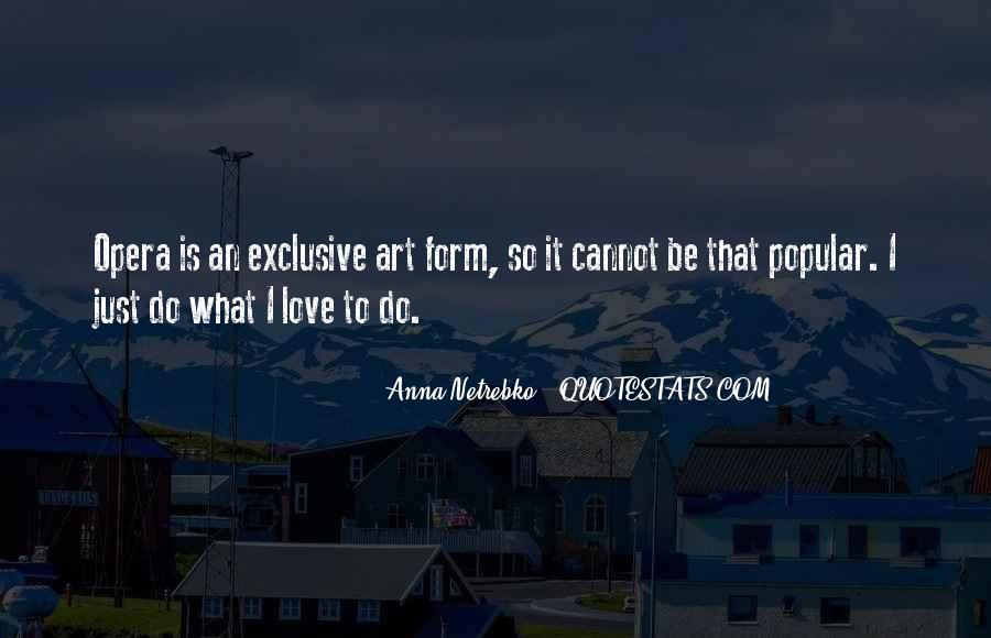Anna Netrebko Quotes #286171