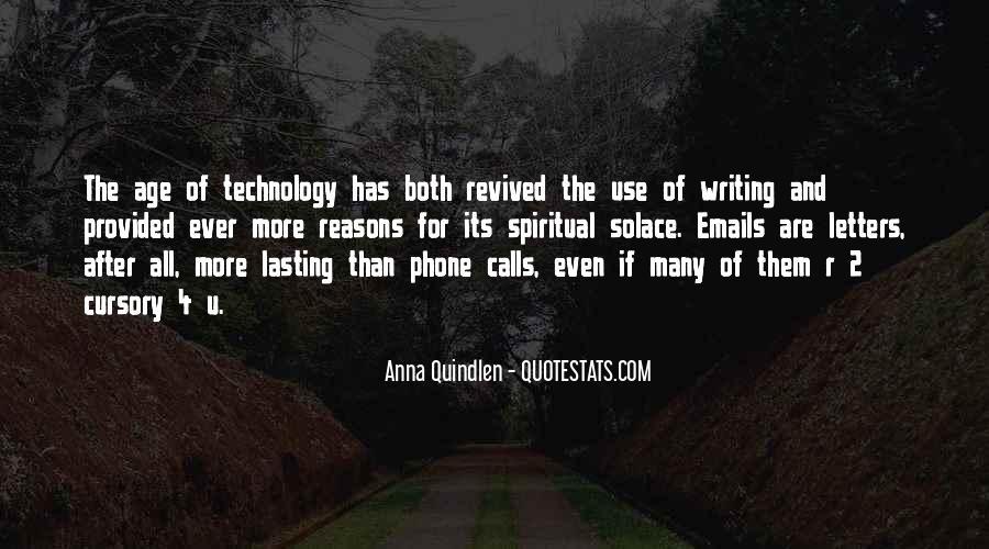 Anna Quindlen Quotes #114220