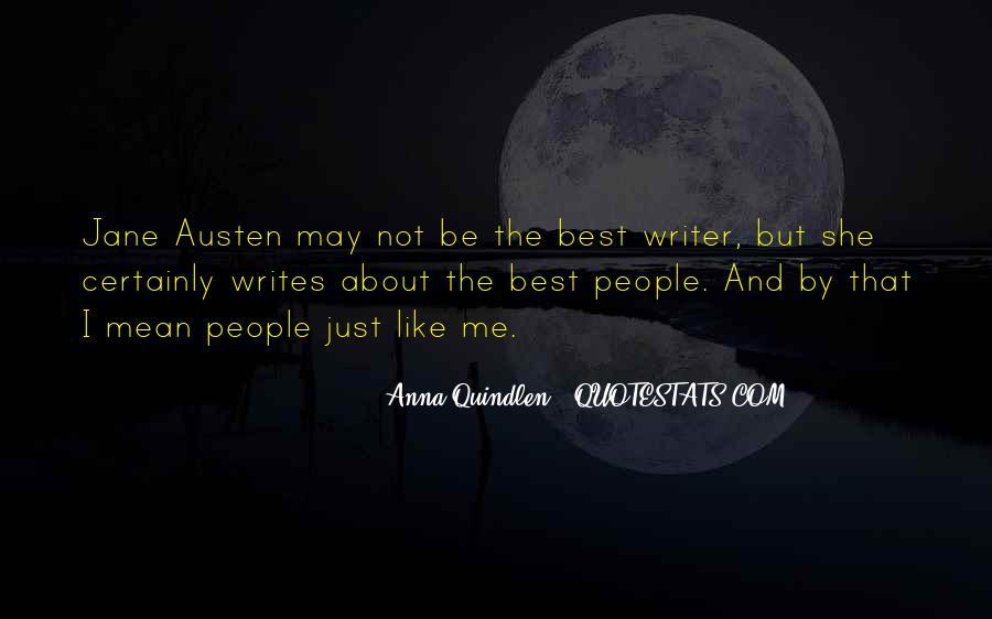 Anna Quindlen Quotes #242867