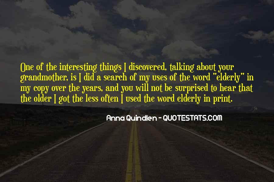 Anna Quindlen Quotes #377659