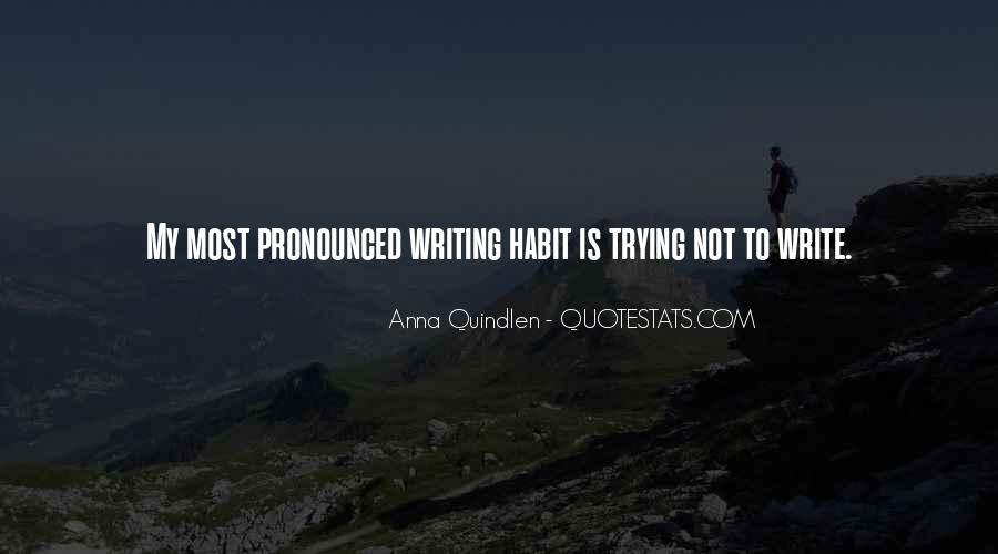 Anna Quindlen Quotes #399816
