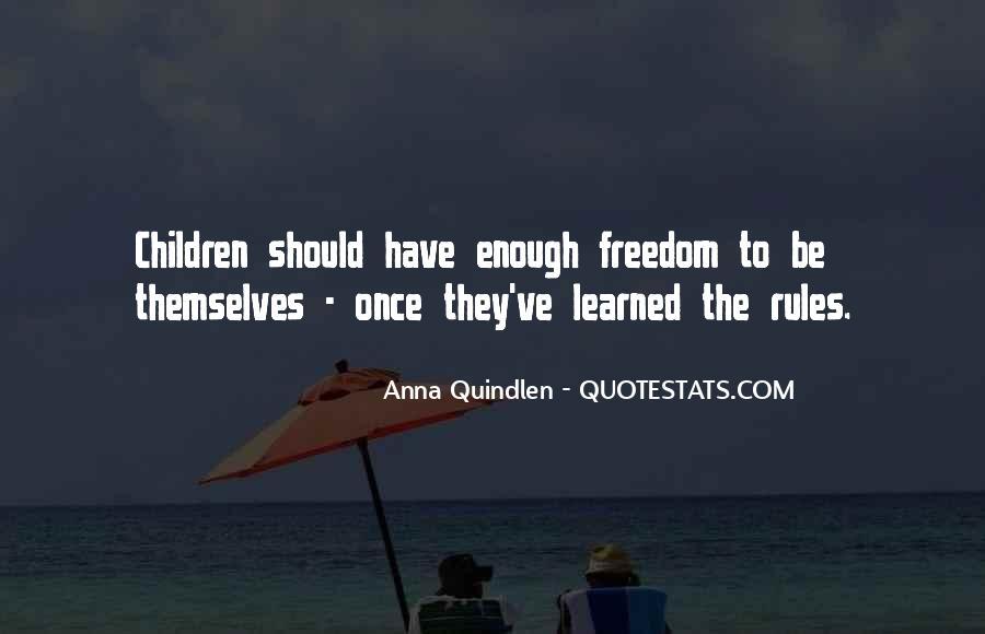 Anna Quindlen Quotes #417338