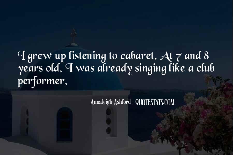 Annaleigh Ashford Quotes #1150119