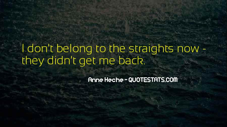 Anne Heche Quotes #545009