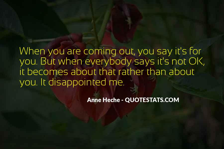 Anne Heche Quotes #616105