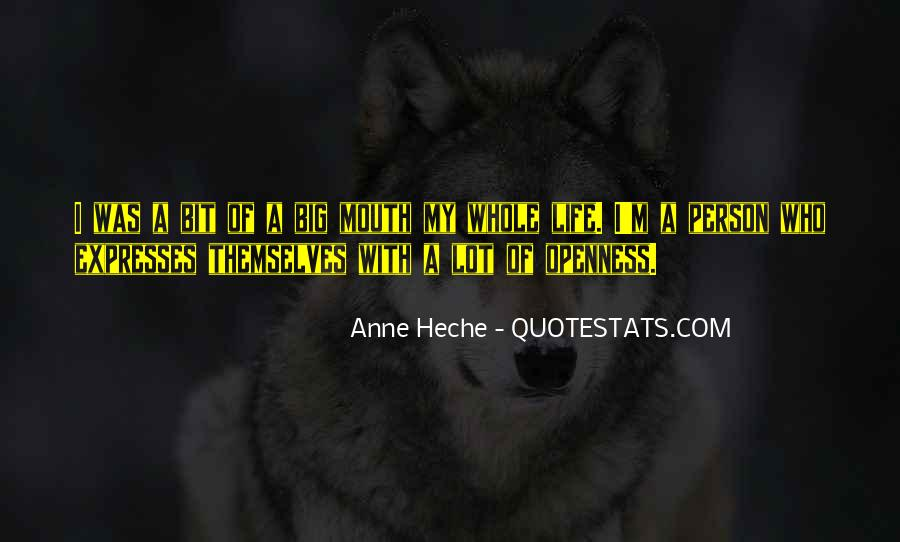 Anne Heche Quotes #943567