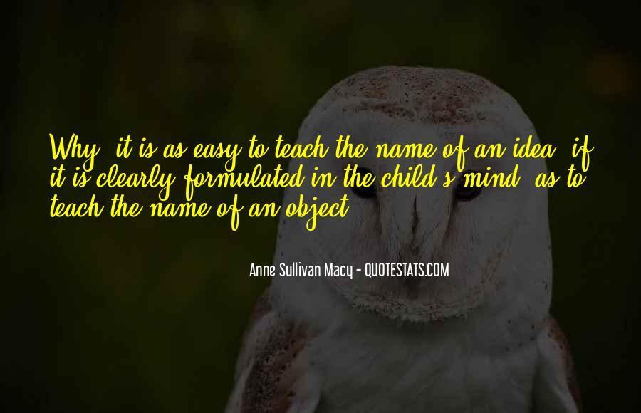 Anne Sullivan Macy Quotes #1686591