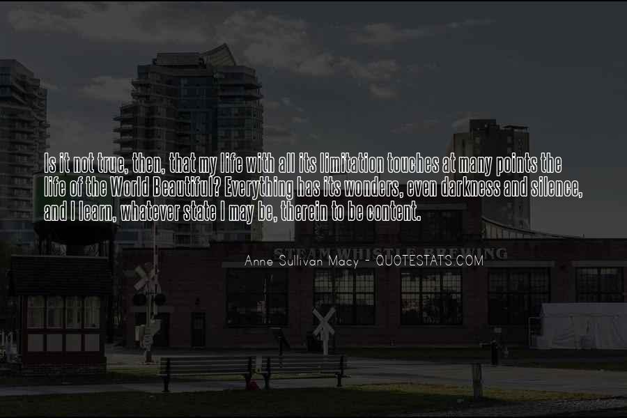 Anne Sullivan Macy Quotes #606208