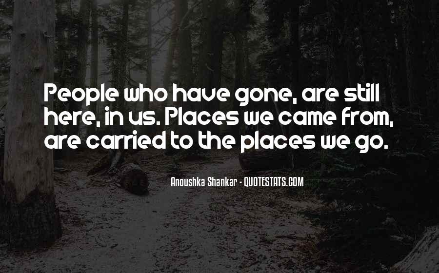 Anoushka Shankar Quotes #781188