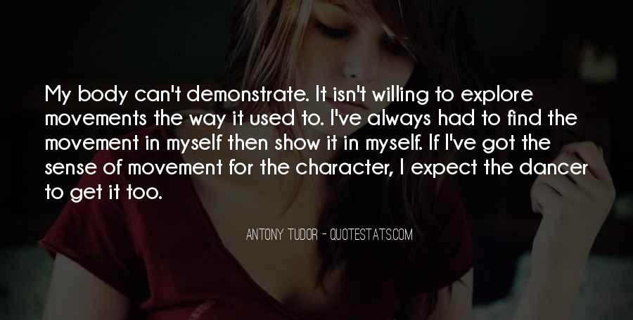 Antony Tudor Quotes #268507