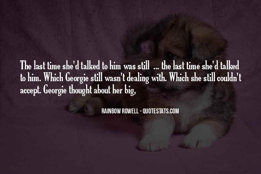 April Bowlby Quotes #1501634