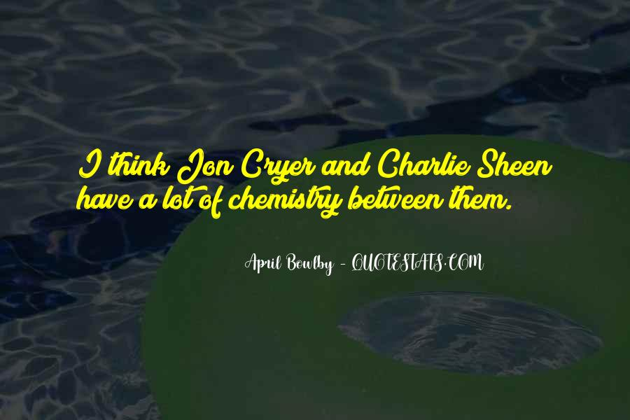 April Bowlby Quotes #440159