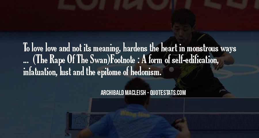 Archibald Macleish Quotes #1074686