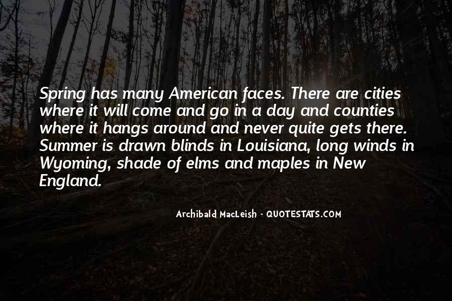 Archibald Macleish Quotes #1075090