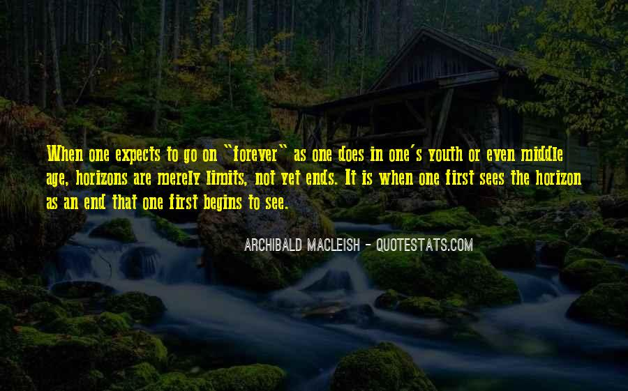 Archibald Macleish Quotes #1142465