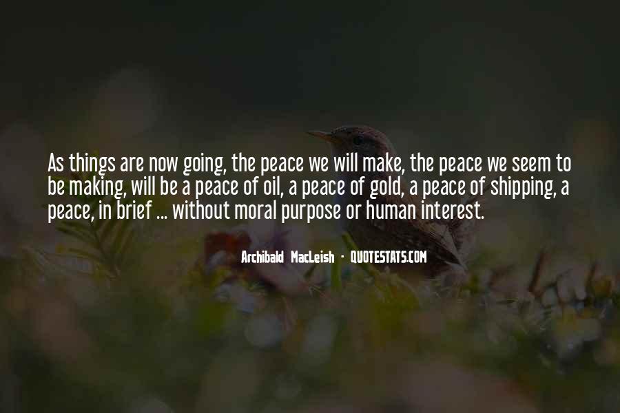 Archibald Macleish Quotes #142880