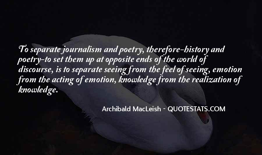 Archibald Macleish Quotes #1553082