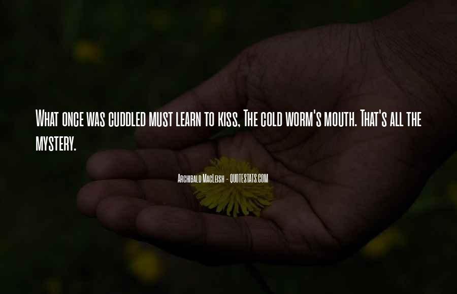 Archibald Macleish Quotes #1565884
