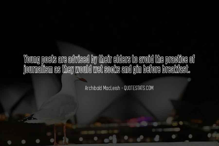 Archibald Macleish Quotes #1640936