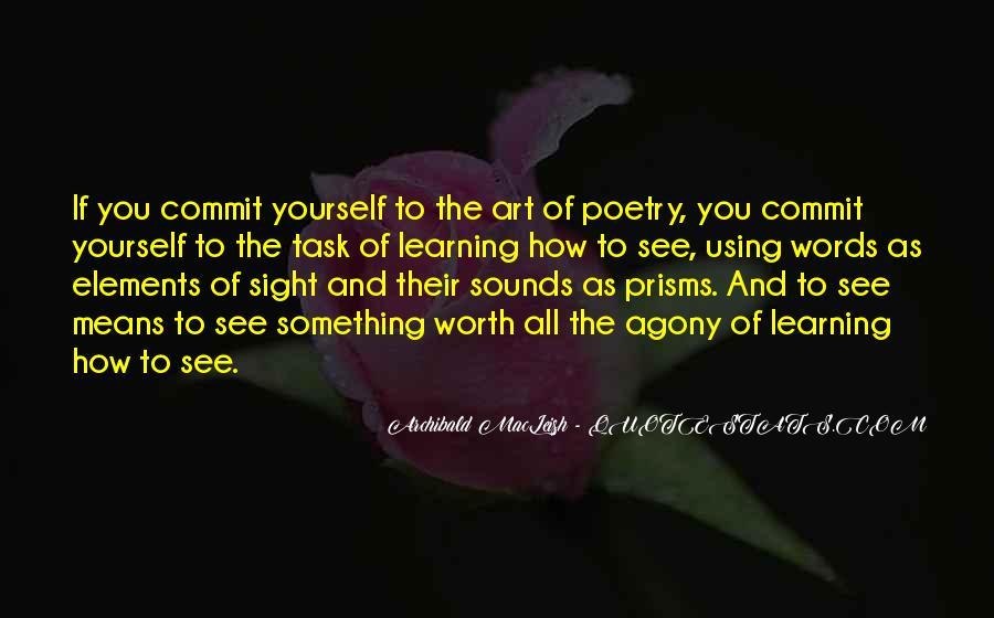 Archibald Macleish Quotes #1785909