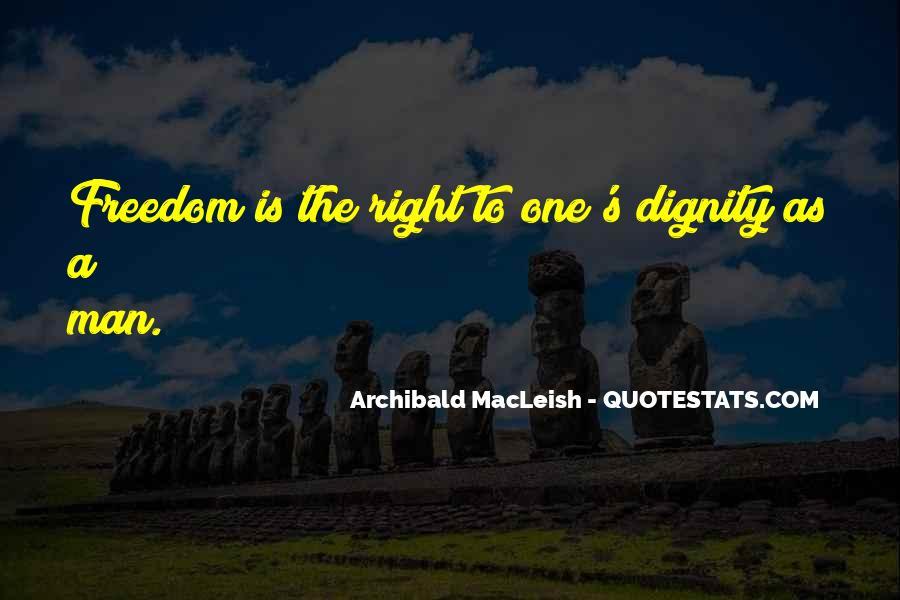 Archibald Macleish Quotes #1809035