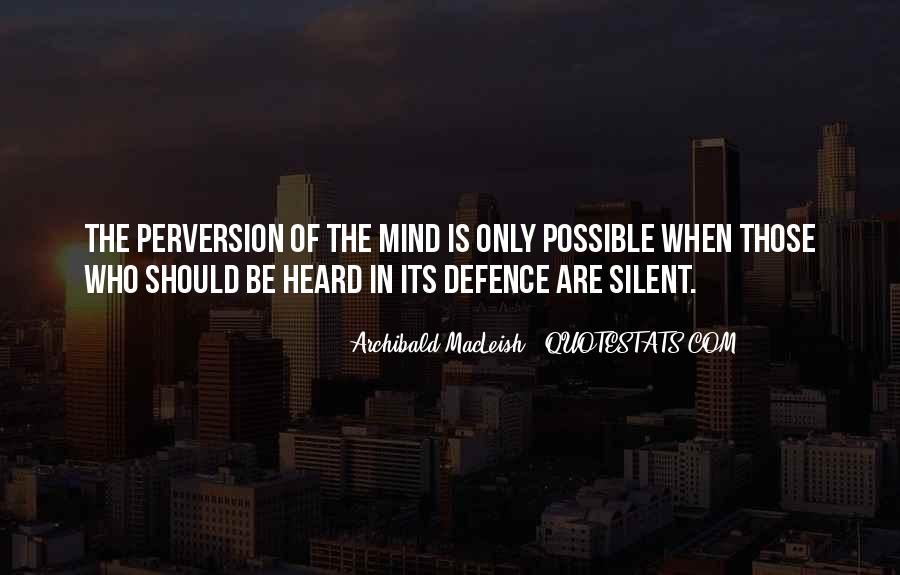 Archibald Macleish Quotes #1828868