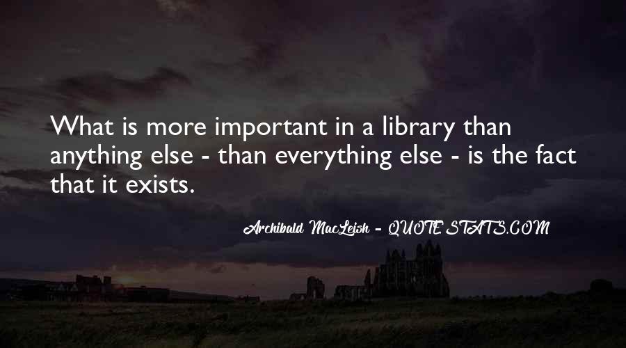 Archibald Macleish Quotes #1869022
