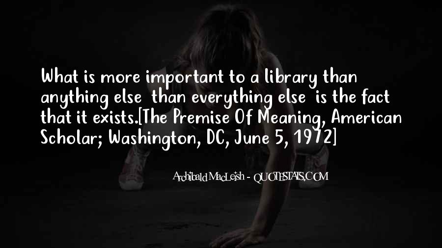 Archibald Macleish Quotes #376106