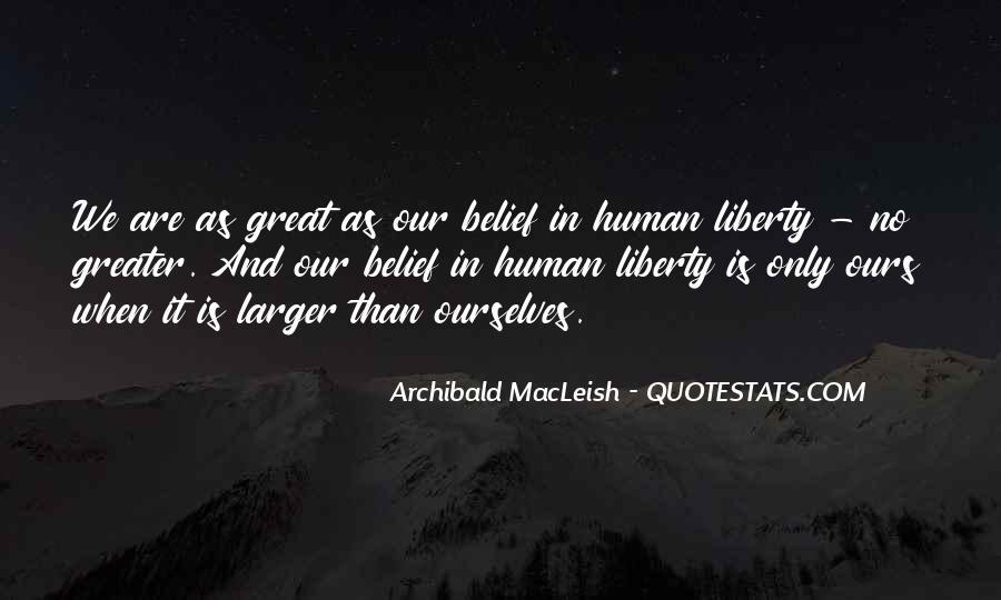Archibald Macleish Quotes #403462