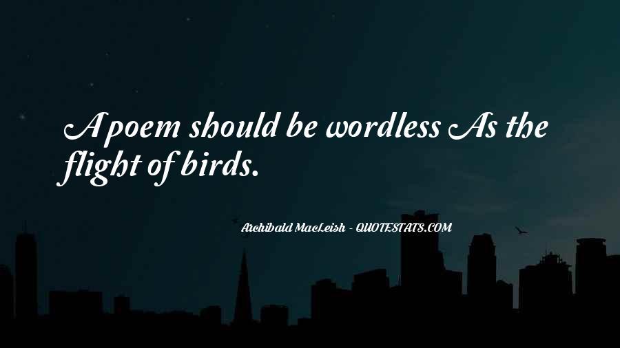 Archibald Macleish Quotes #514112
