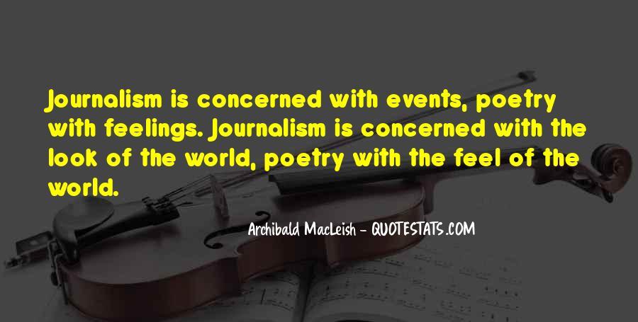 Archibald Macleish Quotes #839447