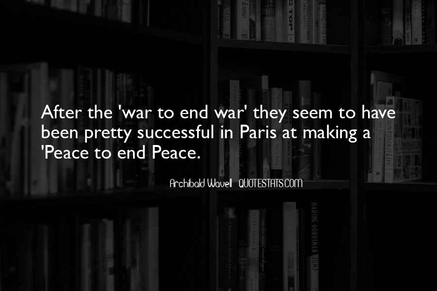 Archibald Wavell Quotes #1497870
