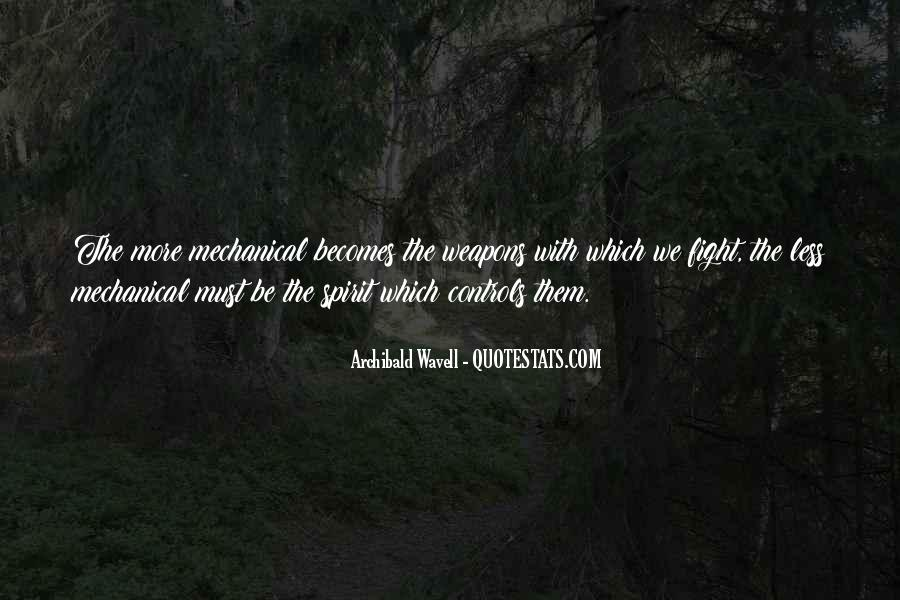 Archibald Wavell Quotes #964604