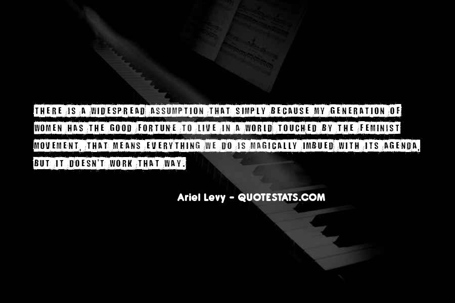Ariel Levy Quotes #1592842