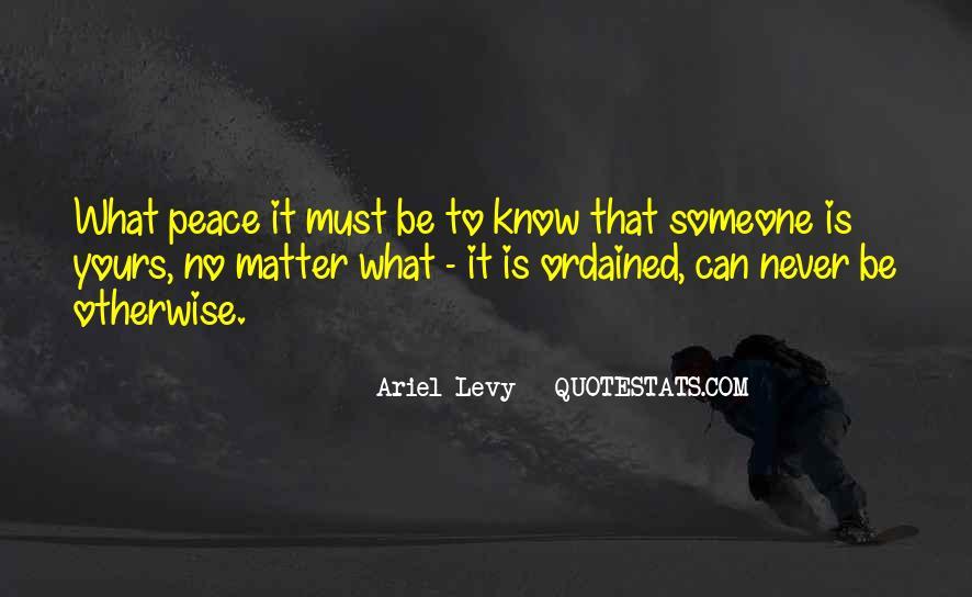 Ariel Levy Quotes #868329