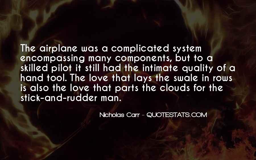 Quotes About Love That Is Complicated #1419096
