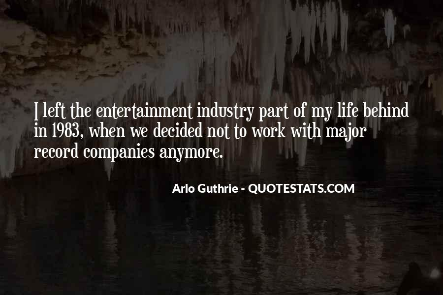 Arlo Guthrie Quotes #1378935