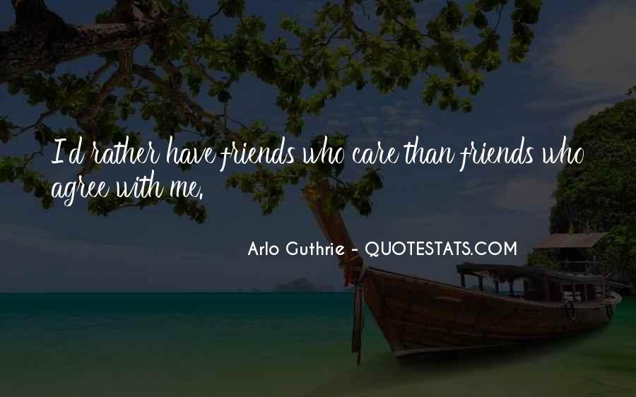 Arlo Guthrie Quotes #494903
