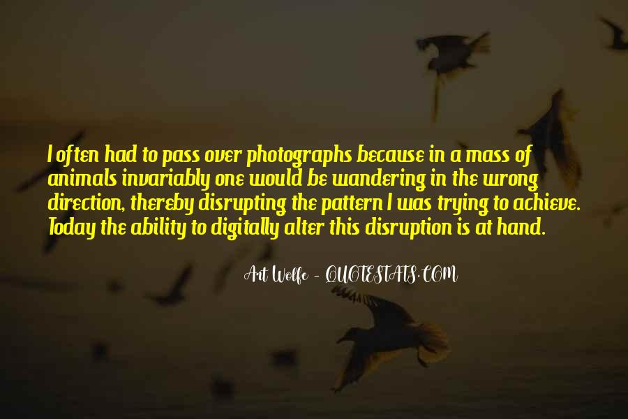 Art Wolfe Quotes #1588021