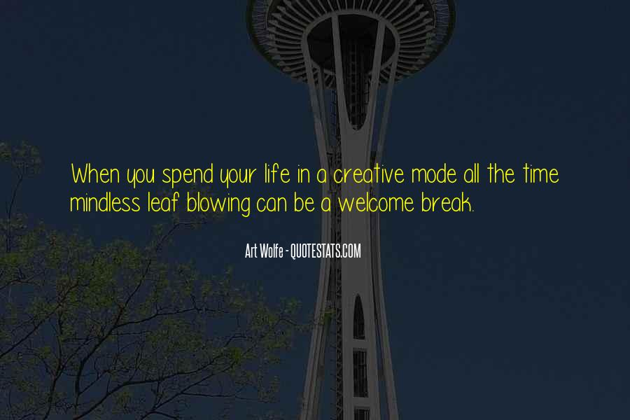 Art Wolfe Quotes #618993