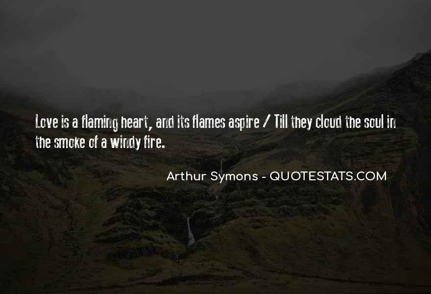 Arthur Symons Quotes #156693