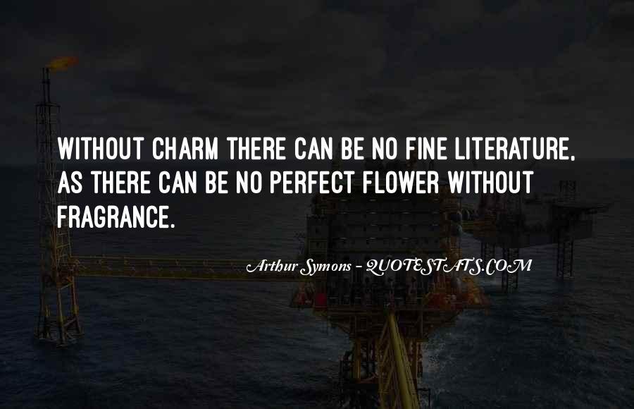 Arthur Symons Quotes #237465